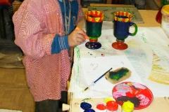 Keramikas un skaisto lietu darbnīcā liela rosība!