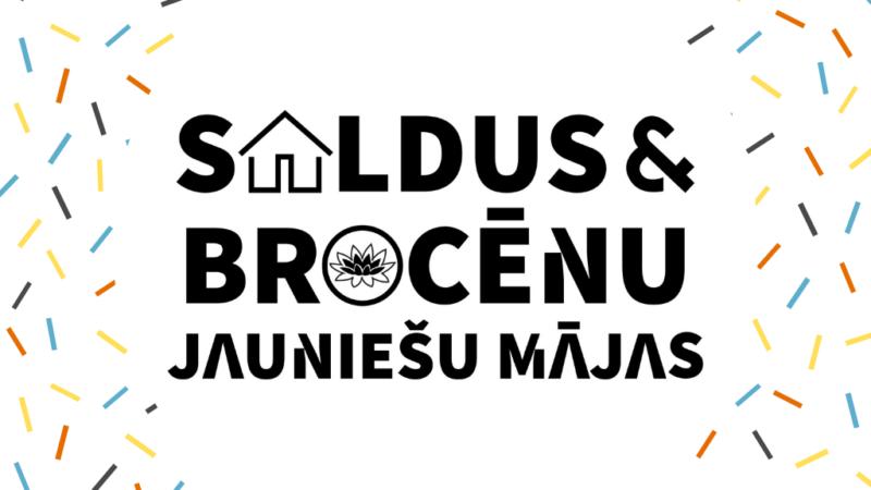Saldus BJC struktūrvienībām (Jauniešu mājām) jauna vizuālā identitāte