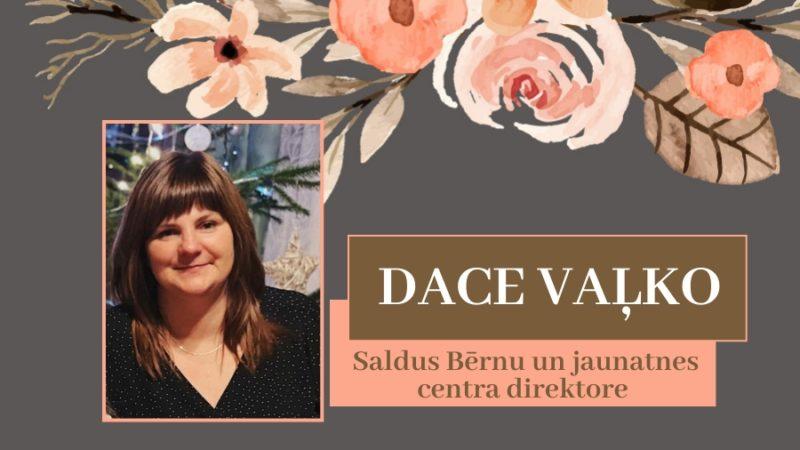 Saldus Bērnu un jaunatnes centru turpmāk vadīs Dace Vaļko