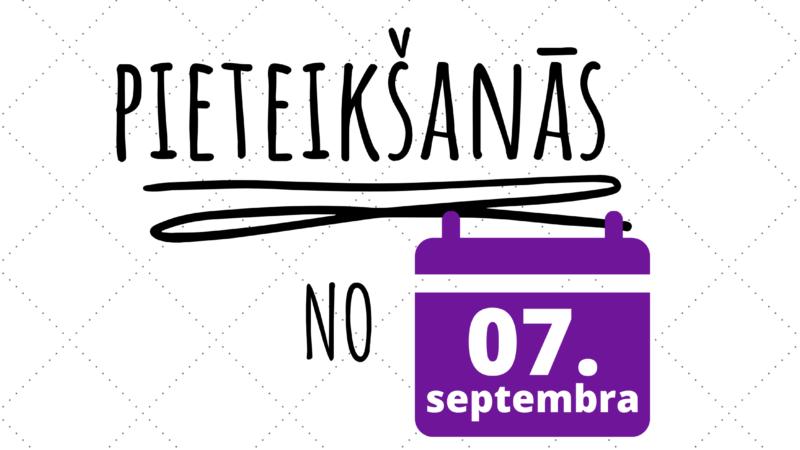 Pieteikšanās BJC pulciņiem notiks no 7.septembra