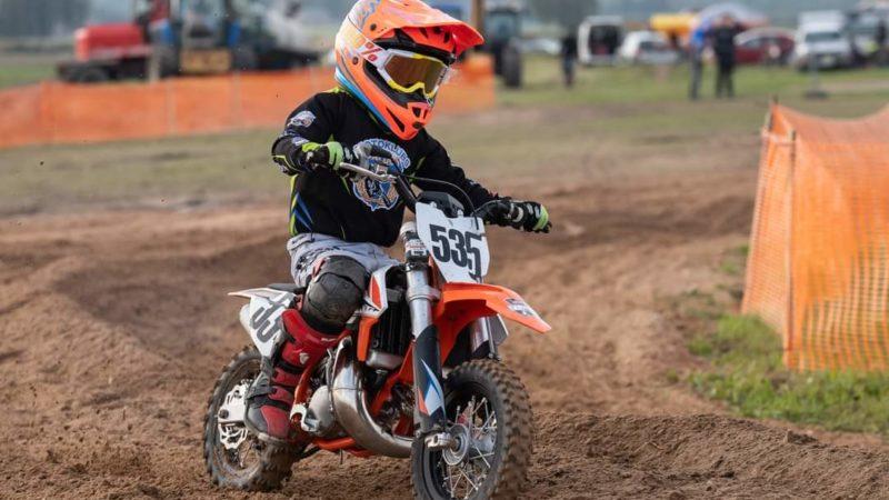 Motopulciņa dalībnieki piedalījas Latvijas Junioru čempionāta noslēdzošajā posmā