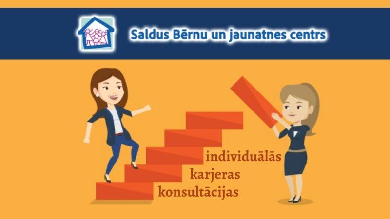 BJC karjeras konsultante aicina uz individuālajām karjeras konsultācijām
